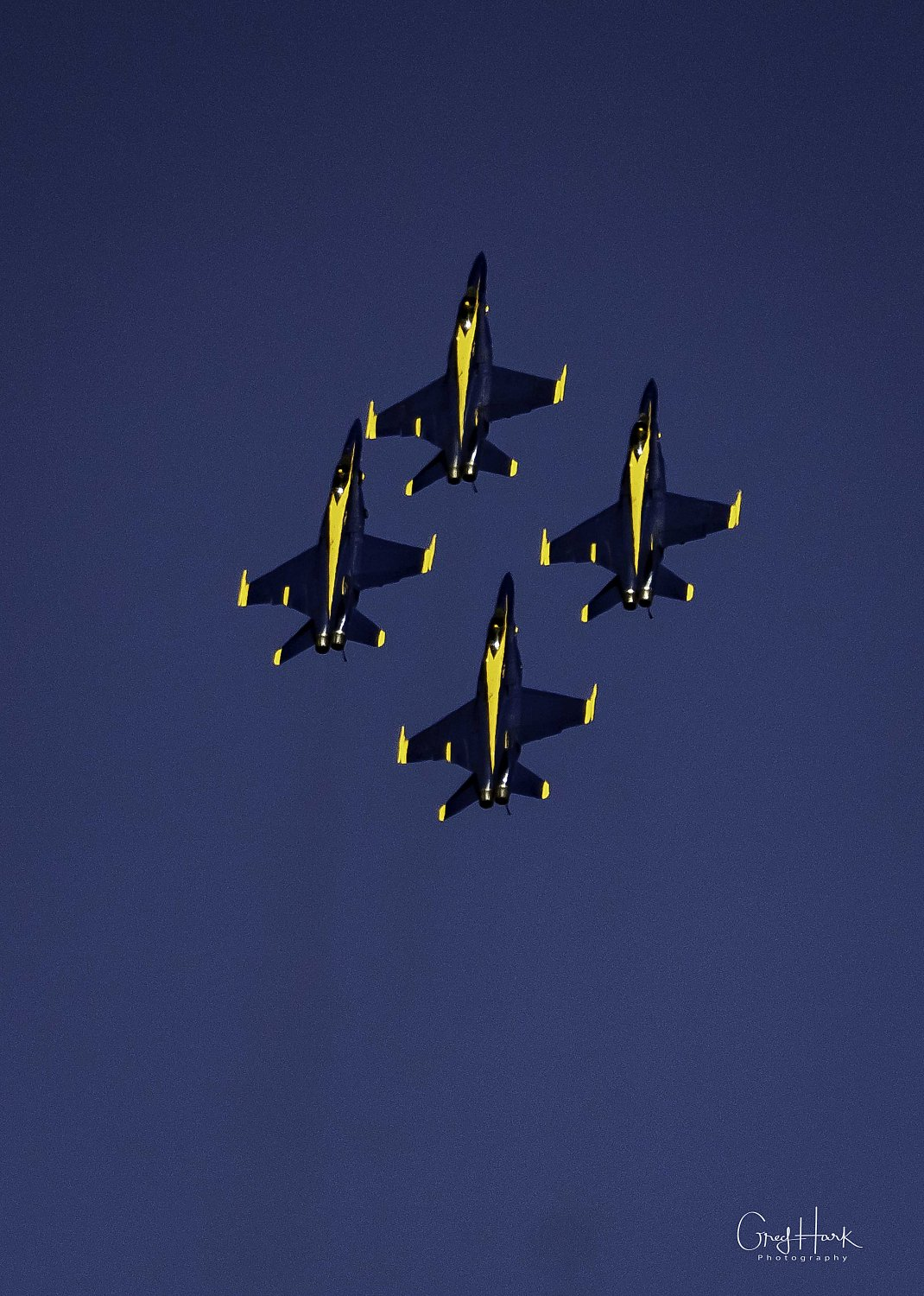 Air Show - San Francisco California,